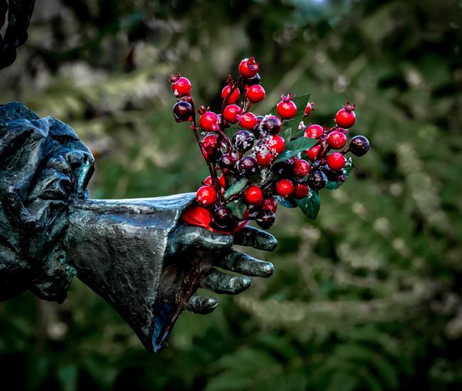Theydon Bois Christmas Berries