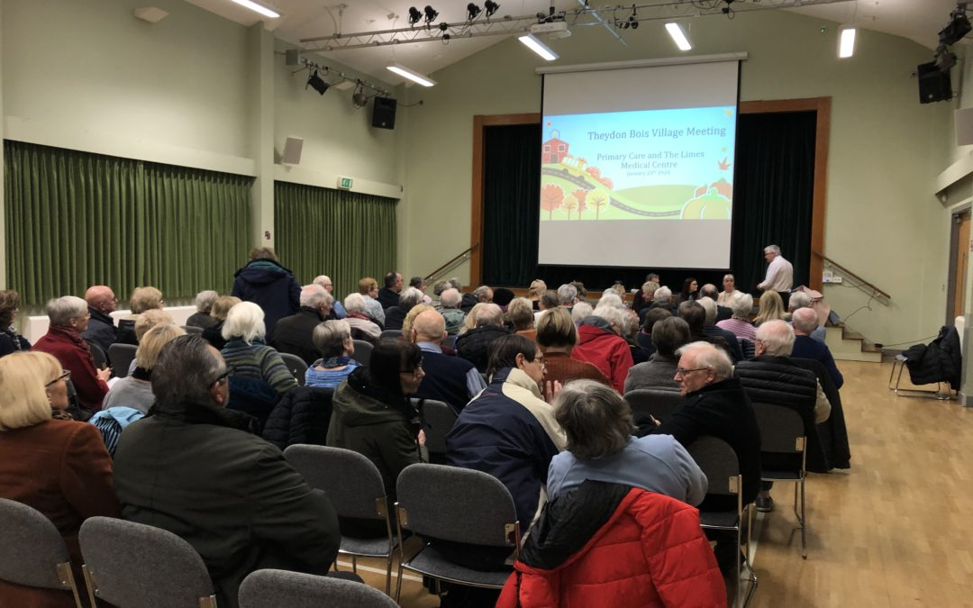 Theydon Bois Village meeting